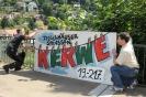 Aufstellen Kerweschild 01.07.2014