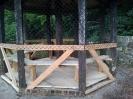 Arbeiten an Speismauerhütte Stand 14.07.2015 UAP (2)
