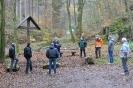 Bankübergabe gestiftet von Bernhard Stadler an Forstamt - 13.11.2020