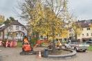 Bepflanzung Ebertplatz 29.10.2015