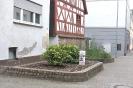 Blumenbeete werden umgestaltet - Kleingemünderstraße - 24.07.2020