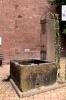 Brunnen an der alten Kath. Kirche - 31.07.2016