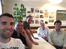 Bürgersprechstunde STV am 18. Mai 2015 - Heimatstube
