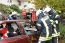 Jahresabschlussübung Freiwillige Feuerwehr 10.10.2015