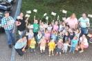Kindergarten St. Marien - Fähnchen 800 Jahre  22.07.2020