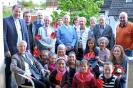 Mitgliederversammlung und Ehrungen - TSG 1882 Ziegelhausen - 28.04.2017
