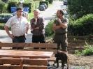 25.Aug.2015 UAP Ortstermin mit Herrn Kilian am neuen Pferchel-Parkplatz (1)