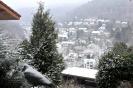 Schnee in Ziegelhausen - 16.12.2018