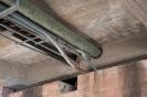 Taubengitter unter der Ziegelhäuser Brücke angebracht - 25.06.2020