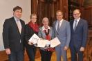 Überreichung der Bürgermedaille - Rathaus Heidelberg - 23.11.2017