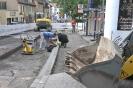 Umbau Busbucht Neckarschule - 08.08.2019