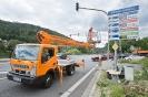 Verkehrsampel Ziegelhausen-Ost 30.06.2017