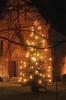 Weihnachtsbaum kath. Kirche Peterstal 12.12.2018