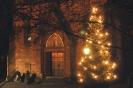 Weihnachtsbaum Peterstaler Kirche - 25.11.2017