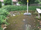Zustand kleiner Platz am alten Friedhof am 24.06 (2)